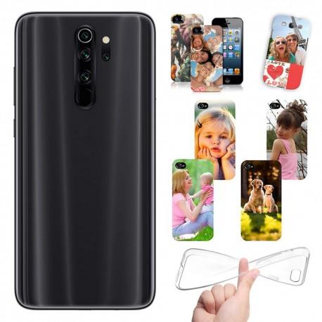 Cover Xiaomi Redmi Note 8 Pro personalizzate con foto
