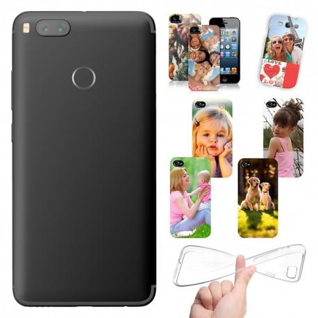 Cover Xiaomi Redmi Mi A1 personalizzate con foto