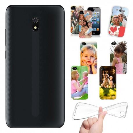 Cover Xiaomi Redmi 8A personalizzate con foto