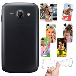 Cover Personalizzate   Samsung Ace 3 s7275  con foto