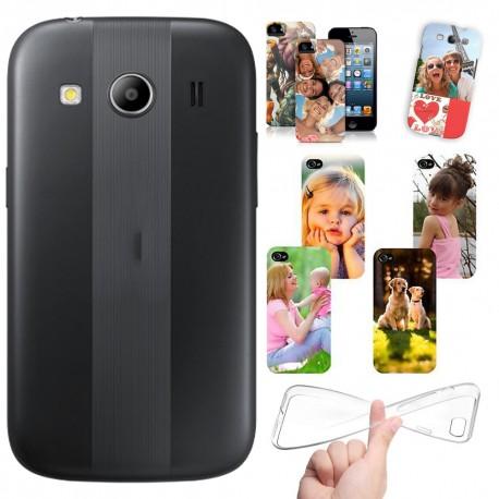Cover Personalizzate Samsung ACE 4 g357 con foto