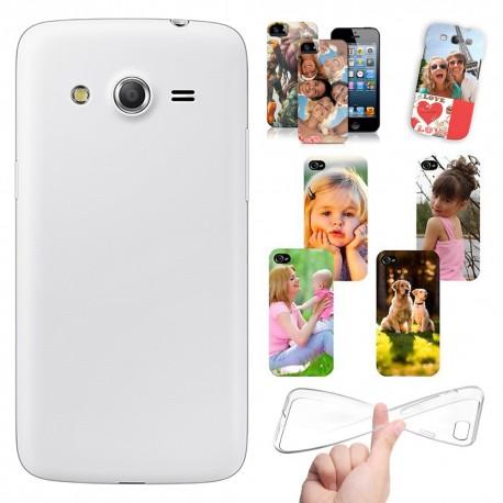 Cover Personalizzate   Samsung Core LTE g386 con foto