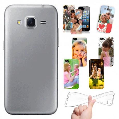 Cover Personalizzate Samsung Core Prime G360 - Core Prime LTE con foto