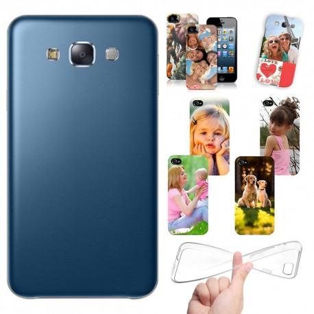 Cover Personalizzate Samsung E7 con foto