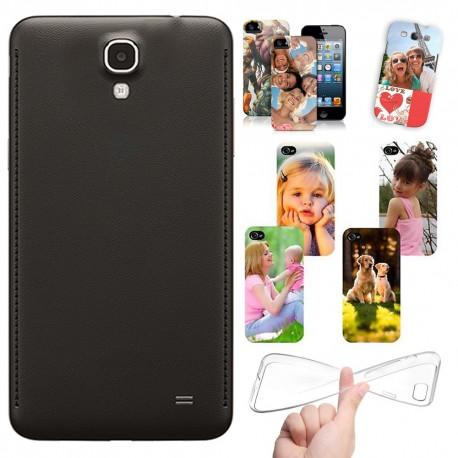 Cover personalizzate SAMSUNG GALAXY MEGA 2 G750 G7506 con foto