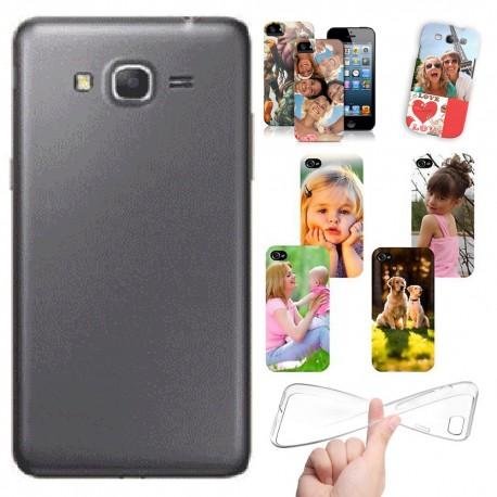 Cover Personalizzate  Samsung Grand Prime g530 con foto
