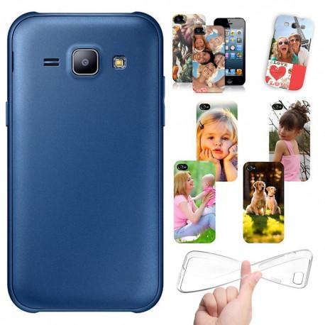 Cover Personalizzate Samsung J1  J100 con foto