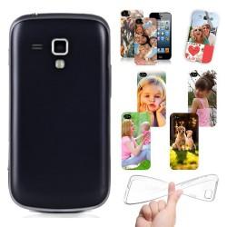 Cover personalizzate Samsung GALAXY TREND S7560 - Trend Plus s7580 con foto