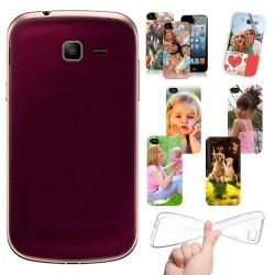 Cover Personalizzate Samsung Trend Lite s7390 con foto