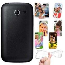 Cover Personalizzate per Samsung Pocket 2 g110 con foto