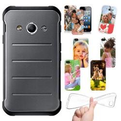 Cover Personalizzate Samsung Xcover 3 G388 con foto