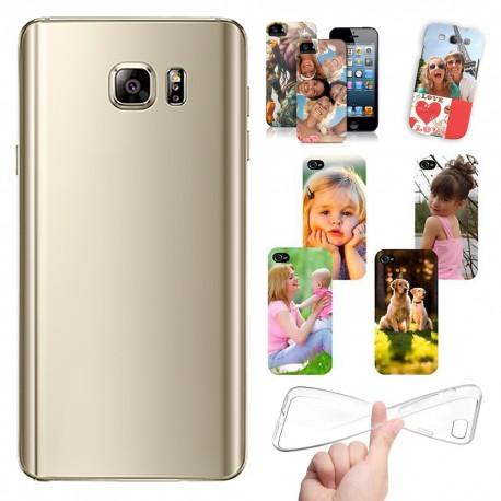 Cover Personalizzate SAMSUNG  NOTE 5   N920 con foto