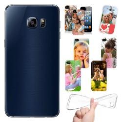 Cover Personalizzate SAMSUNG S6 EDGE PLUS G928 con foto