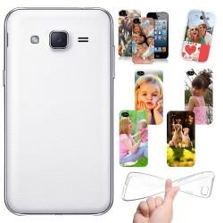Cover Personalizzate Samsung Galaxy J2 J200 con foto
