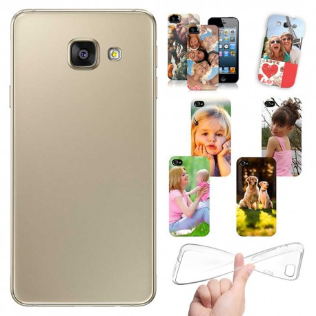 Cover Personalizzate Samsung A3 2016 a310 con foto