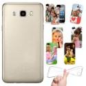 Cover Personalizzate Samsung J5 2016 J510 con foto