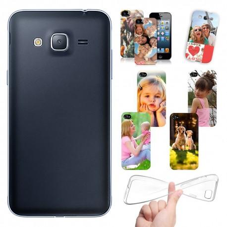 Cover Personalizzate Samsung J3 2016 J310 con foto