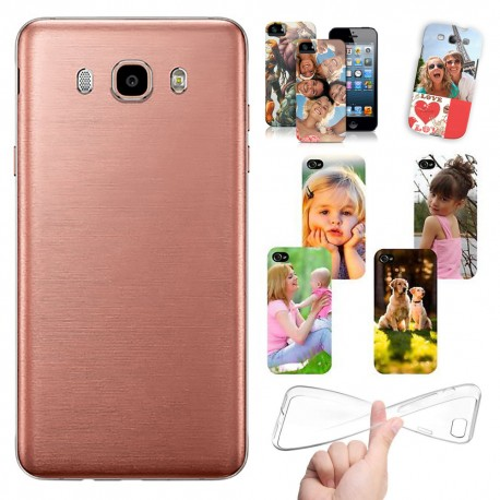 Cover Personalizzate Samsung J7 2016  J710 con foto