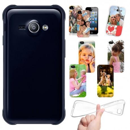 Cover Personalizzate Samsung J1 Ace con foto