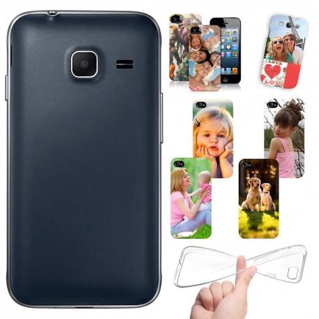 Cover Personalizzate Samsung J1 Mini con foto