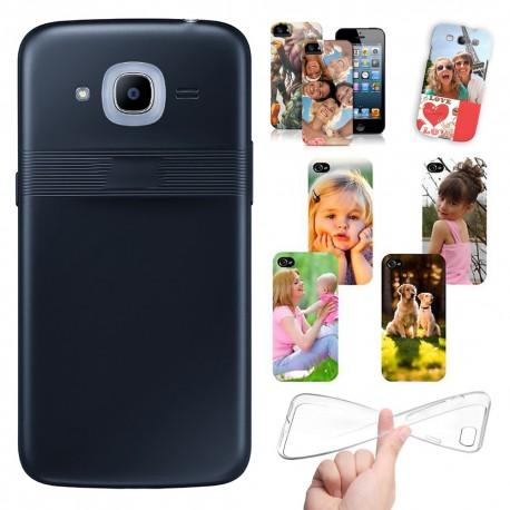 Cover Personalizzate Samsung J2 2016 con foto