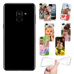 Cover Personalizzate Samsung  A8 2018 con foto