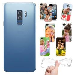 Cover Personalizzate Samsung Galaxy S9 Plus G965 con foto