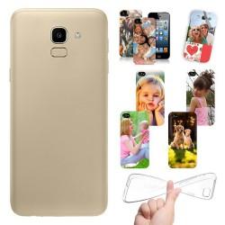 Cover Personalizzate Samsung J6 2018 con foto