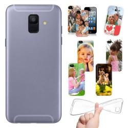 Cover Personalizzate Samsung  A6 2018 con foto