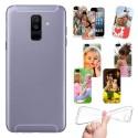 Cover Personalizzate Samsung A6 Plus 2018 con foto