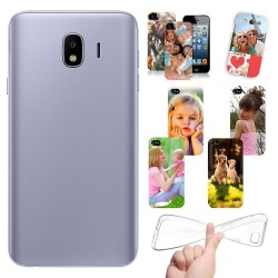 Cover Personalizzate Samsung J4 2018 con foto
