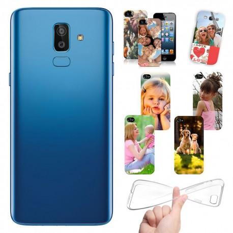 Cover Personalizzate Samsung J8 2018 con foto