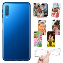 Cover Personalizzate Samsung A7 2018 A750 con foto