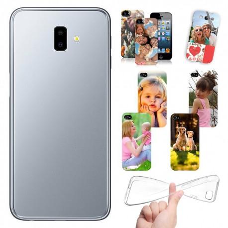 Cover Personalizzate  Samsung  J6 Plus 2018 con foto