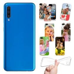 Samsung Galaxy A50 A505 Cover personalizzata con foto