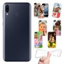 Cover personalizzate Samsung M20 M205 con foto