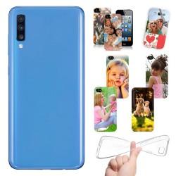 Cover personalizzate Samsung Galaxy A70 A705 con foto