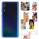 Cover Samsung A60 A606 personalizzate con foto