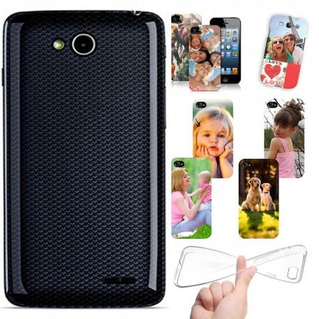 Cover personalizzate LG L70   con foto