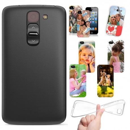 Cover personalizzate LG G2 MINI D620 con foto