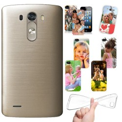 Cover personalizzate LG G3 D855 con foto
