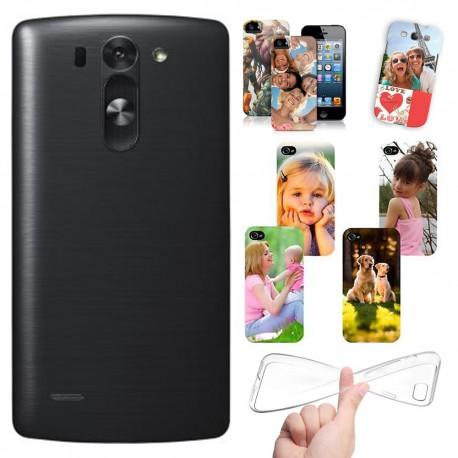 Cover personalizzate LG G3 MINI G3S D722 con foto