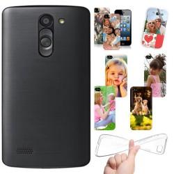 Cover Personalizzate LG L BELLO D331 con foto