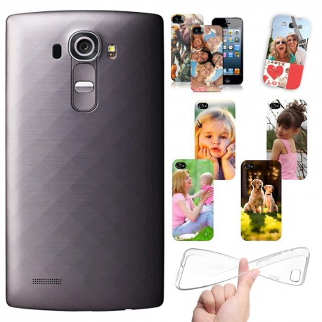 Cover Personalizzate LG G4 H815 con foto