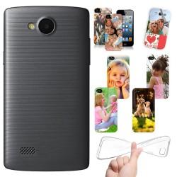 Cover Personalizzate LG JOY H220N con foto