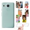Cover Personalizzate LG NEXUS 5X con foto