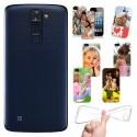 Cover Personalizzate LG K8 K350 con foto