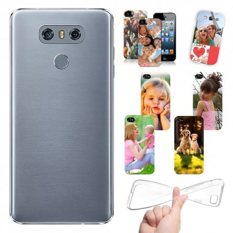 Cover Personalizzate LG G6 H870 con foto