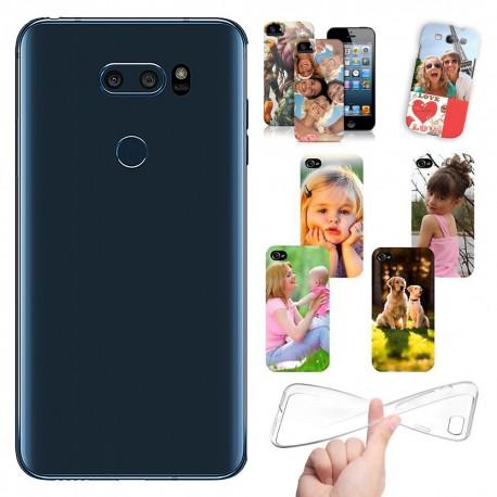 Cover Personalizzate LG V30 con foto