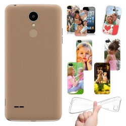Cover Personalizzate LG K8 - K9 2018 con foto